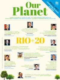 Our Planet Magazine Special Issue Rio+20